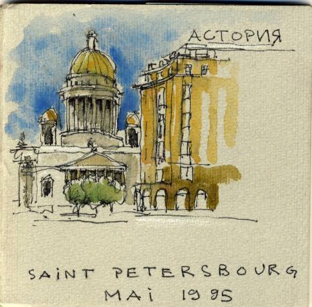 1995 Saint Petersbourg