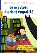 04- Le mystère du chat empaillé