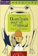 14 - Questions pour un crapaud
